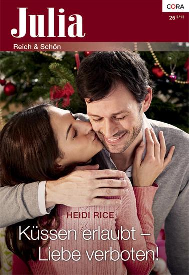 Küssen erlaubt - Liebe verboten! - cover