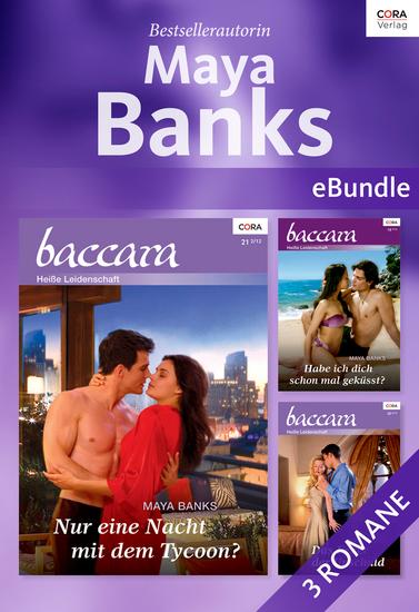 Bestsellerautorin Maya Banks 1 - eBundle - cover