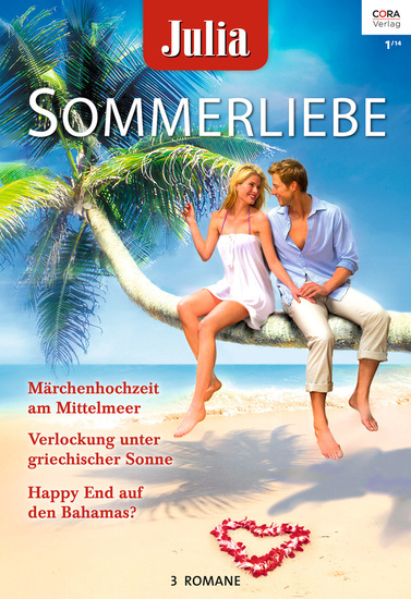 Julia Sommerliebe Band 25 - cover