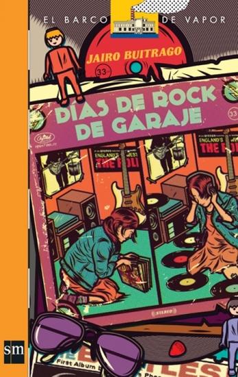 Días de rock de garaje - cover