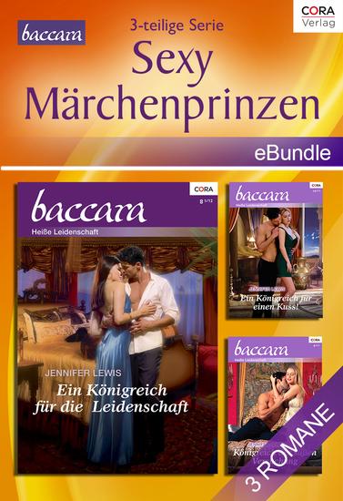 Sexy Märchenprinzen (3-teilige Serie) - eBundle - cover
