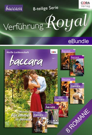 Verführung Royal (8-teilige Serie) - eBundle - cover