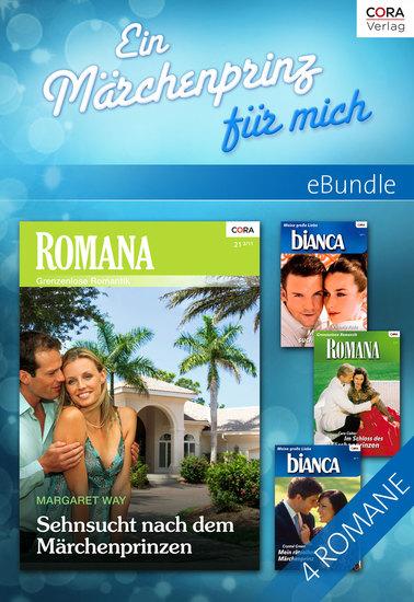 Ein Märchenprinz für mich! - eBundle - cover