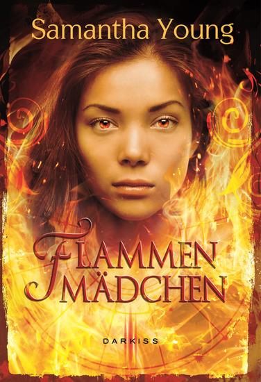 Flammenmädchen - cover