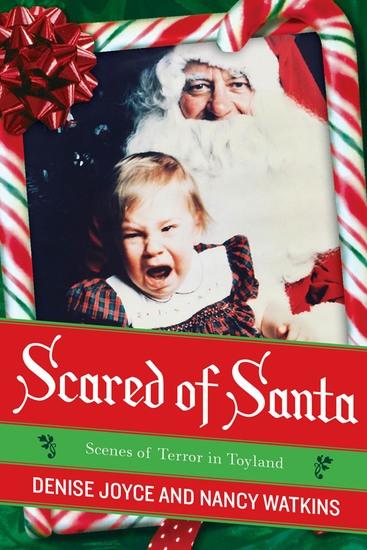 Scared of Santa - Scenes of Terror in Toyland - cover