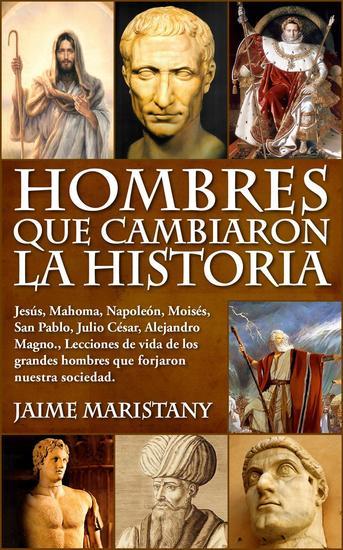 Hombres Que Cambiaron La Historia - cover