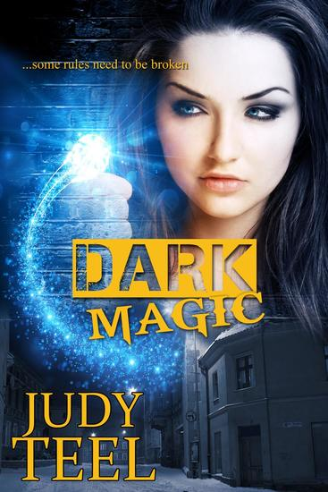 Dark Magic - Shifty Magic Series #4 - cover