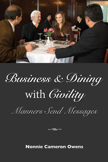 Business & Dining with Civility - cover