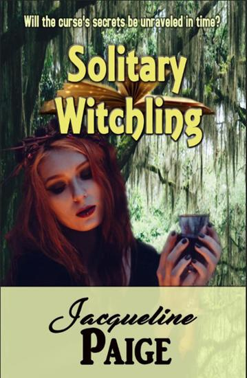 Solitary Witchling - cover