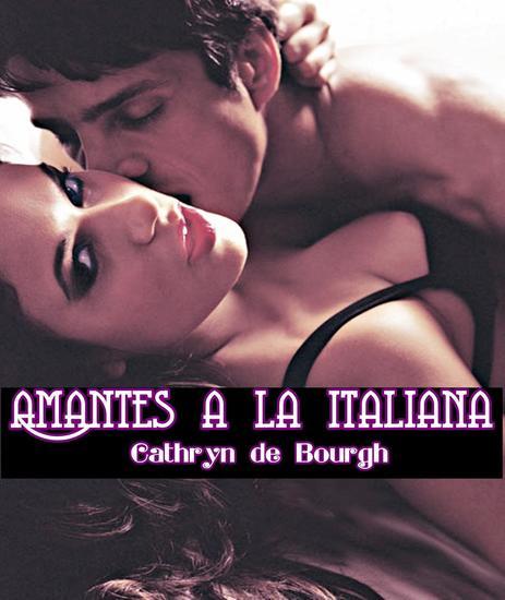 Amantes a la italiana - cover