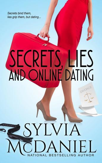 Secrets Lies and Online Dating - cover