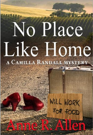 No Place Like Home - The Camilla Randall Mysteries #4 - cover