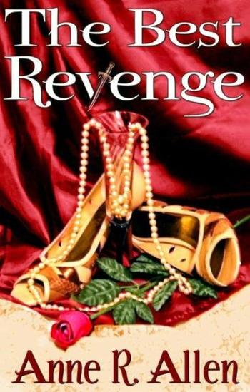 The Best Revenge - The Camilla Randall Mysteries - cover