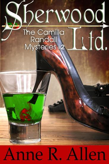 Sherwood Ltd - The Camilla Randall Mysteries #2 - cover