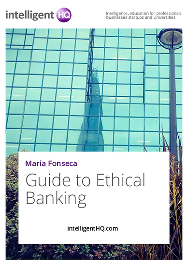 Guide to Ethical Banking - cover