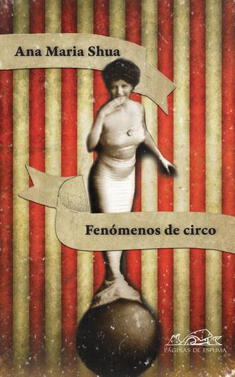 Fenómenos de circo - cover