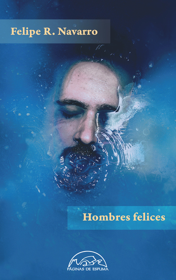 Hombres felices - cover