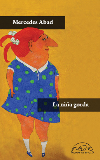 La niña gorda - cover