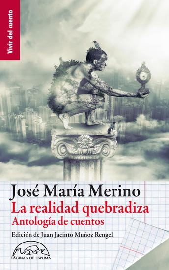 La realidad quebradiza - Antología de cuentos - cover