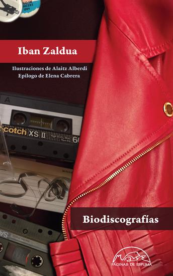 Biodiscografías - cover