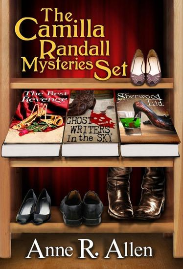 The Camilla Randall Mysteries Box Set - The Camilla Randall Mysteries - cover