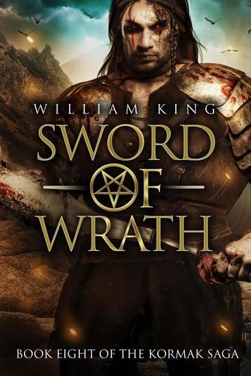 Sword of Wrath (Kormak Book Eight) - Kormak #8 - cover