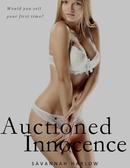 Auctioned Innocence - cover