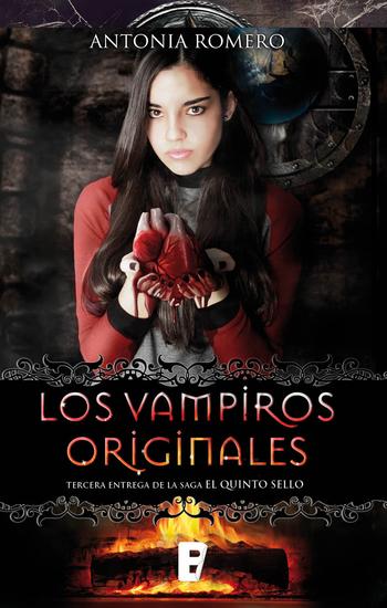Los vampiros originales - cover