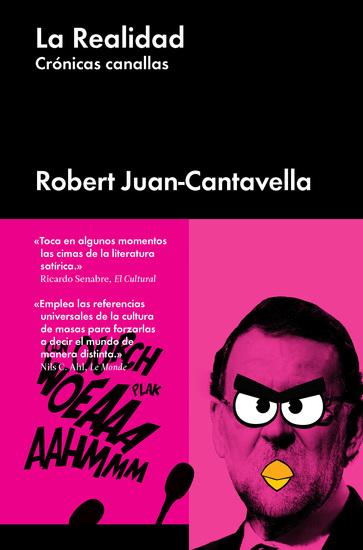 La realidad - Crónicas canallas - cover
