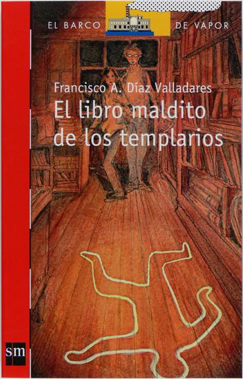 El libro maldito de los templarios - cover