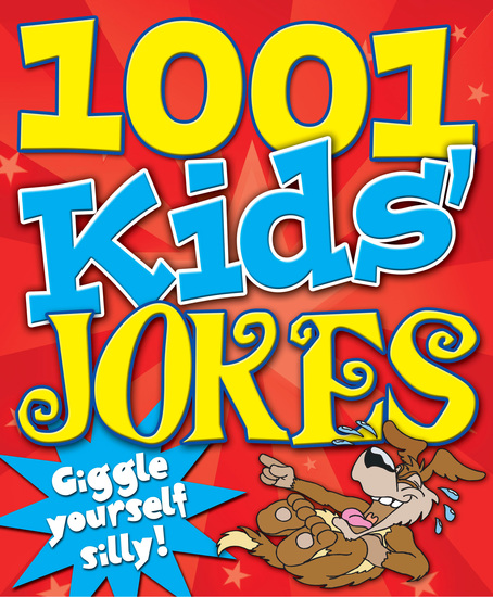 1001 Kid's Jokes - cover