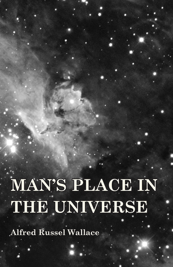 Man's Place in the Universe - cover
