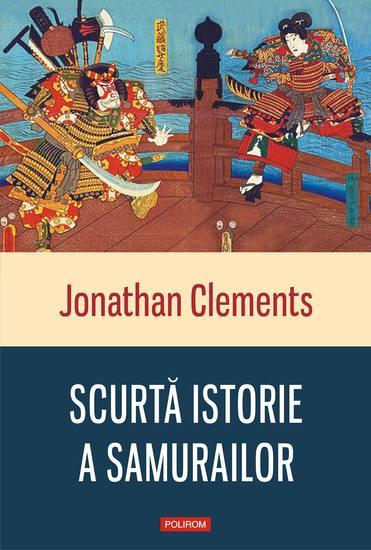 Scurtă istorie a samurailor - cover
