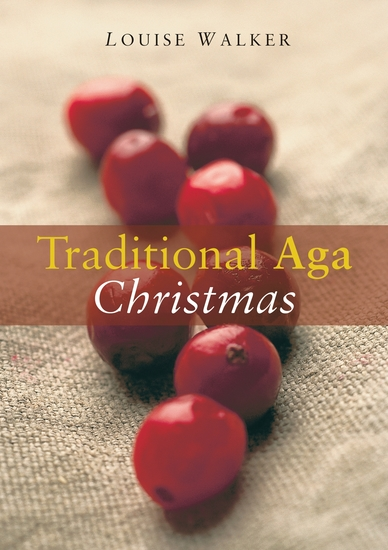 Traditional Aga Christmas - cover