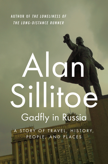 Gadfly in Russia - A Story of Travel History People and Places - cover