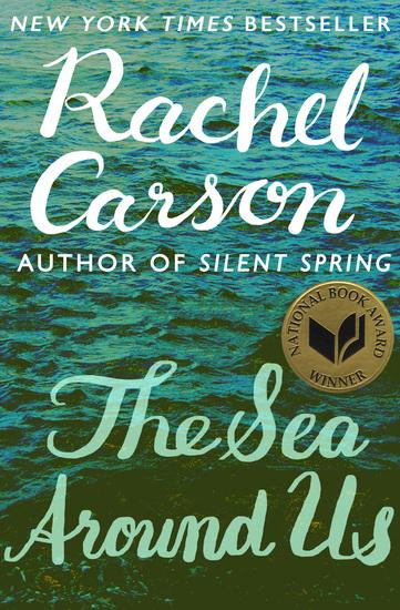 The Sea Around Us - cover