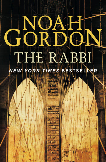 The Rabbi - cover