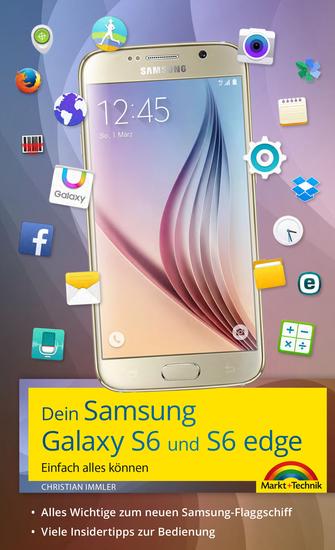 Dein Samsung Galaxy S6 - Einfach alles können - cover
