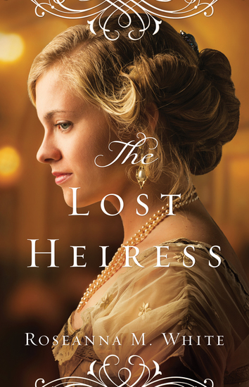 The Lost Heiress (Ladies of the Manor Book #1) - cover