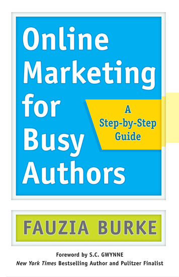Online Marketing for Busy Authors - A Step-by-Step Guide - cover
