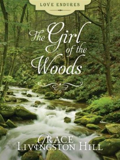 Girl of the Woods - cover