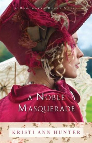 Noble Masquerade (Hawthorne House Book #1) - cover
