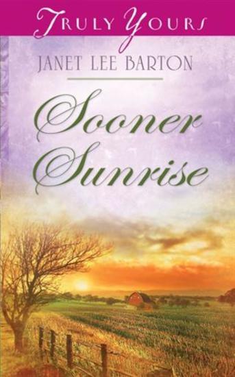Sooner Sunrise - cover