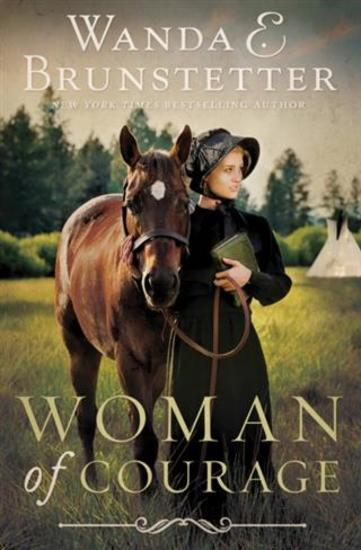 Woman of Courage - cover