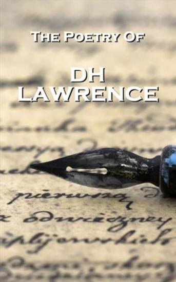 DH Lawrence The Poetry Of - cover