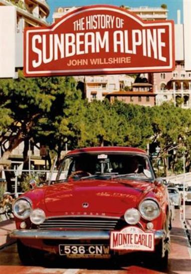 History of the Sunbeam Alpine - cover