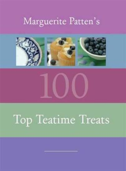 100 Top Teatime Treats - cover