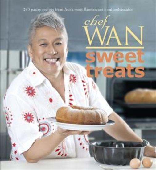Chef Wan Sweet Treats - cover