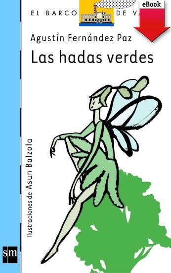 Las hadas verdes - cover
