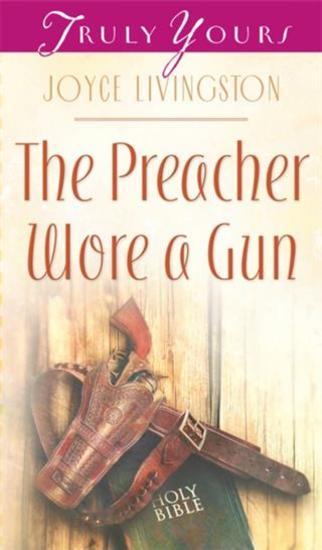 Preacher Wore A Gun - cover